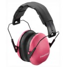 Champion Slim Ear Muffs Passive 21db Pink
