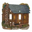 Rivers Edge Double Switch Plate Cabin