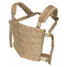 Max-ops Molle Chest Rig Coyote Brown