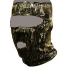Primos Stretch Fit 3/4 Face Mask Mossy Oak Break Up