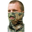 Primos Stretch Fit 1/2 Mask Mossy Oak Break Up