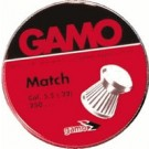 Gamo .177 Match Pellets 250 Pack Tin