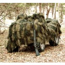 Red Rock Outdoor Gear Ghillie Blind 5'x12' Woodland Camouflage Netting