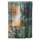 Rivers Edge Deer Shower Curtain