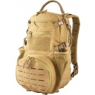 Red Rock Ambush Pack Coyote W/ Collapsilbe Mesh Gear Pockt