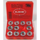 Lee set of Hand Priming tool include 11 of the most popular shellholders