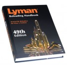 Lyman 49th Reloading Handbook Hardcover 465 Pages