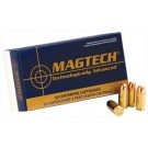 Magtech Ammo .40SW 165Gr. FMJ-Flat Point 50-Pack