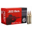 Geco Ammo 55gr FMJ On 10rd Stripper Clips 50-Pack 223 Rem