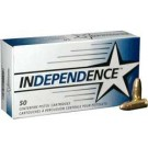 Independence 9mm 115gr FMJ