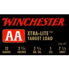 "Winchester Ammunition Ammo Aa Target 12GA. 2.75"" 1180FPS. 1Oz. #7.5 25-Pack"