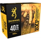 Browning Ammo Defense .40SW 180Gr. Bxp-JHP 20-Pk
