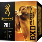 "Browning Ammo BXD Steel 20GA. 3"" 1300FPS. 1Oz. #2 25-Pack"