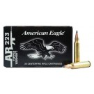 Federal AE .223 Remington 50gr. Poly Tip 20-pack