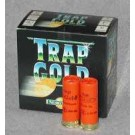 "Nobelsport 12Ga 2-3/4"" Trap Gold 1200 Fps 1-1/8 Oz #8 Shot"