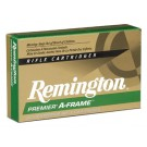 Remington Ammo .375 Rem Ultra Mag 300GR Swift A-Frame 20-Pack