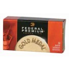 Federal Ammo Gold Medal .22lr Ultra Match 40gr. Lead-rn 50pk