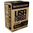 Winchester Ammunition Ammo USA 9MM Cs Lot 115Gr. Steel Case FMJ-RN-750Rds