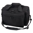 Bulldog Cases Extra Large Range Bag Black W/ Pistol Rug