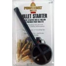 CVA Powerbelt Bullet Starter Black Synthetic W/Tips