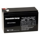American Hunter Battery De1270Dc 12V 7Amp Rechargable