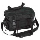 DKG Trading Range Bag Black Nylon W/shoulder Strap