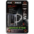 Dead Ringer Night Sight Snake Eyes Series-3 Green S&w Shield