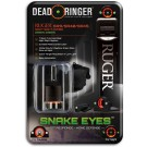 Dead Ringer Night Sight Snake Eyes Series-3 Green Ruger Sr