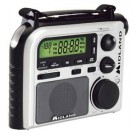 Midland Emergency Cr Ank Radio With Am/fm
