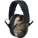 Walkers Muff Hearing Protection Childrens 23db Camo