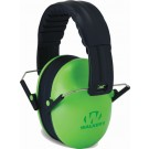Walkers Muff Hearing Protection Childrens 23db Lime