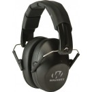 Walker Game Ear Folding Muffs Passive Low Profile 31db Black