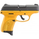 Ruger LC9S 9mm Luger As 7-shot Contractor Yellow Cerokte Frm