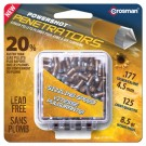 Crosman Pellets .177 Lead Free 8.5 Grain 125 Count