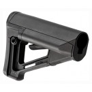 Magpul Stock Str Ar15 Carbine Commercial Tube Black