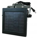 Moultrie 12v. Battery With Solar Panel Charger & Bracket