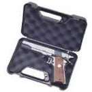 MTM Pistol Case Medium Lockable Black 9""