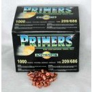 Nobelsport 209 Primers 5000 Pack
