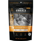 Omeals Chicken Creole W/ Brown Rice 8 Oz. Flamless Heating