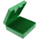 MTM Case-Gard Ammo Box .44Rm/.41Rm/.45LC 100-Rounds Green