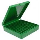 Mtm 100 Round Pistol Ammo Box .45acp, 10mm, .40 Smith & Wesson