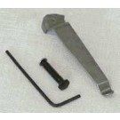 Kel-Tec Belt Clip For P-32 & P-3At Stainless Right Side