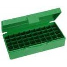Mtm 50 Round Ammo Box .45acp, 10mm, .40 Smith & Wesson