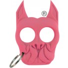 Personal Security Products Brutus Self Defense Key- Chain Pink