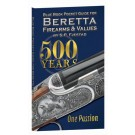 Blue Book Pocket Guide For Beretta Firearms 1915-2014