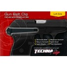 Techna Clip Handgun Retention Clip Ruger Lcp Left Side