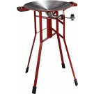 "Firedisc Cookers 36"" Shallow Fireman Red"