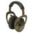 Walker Game Ear Alpha Muffs 5x Hearing Enhancement OD Green