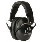 Walker Game Ear Folding Muffs Youth/ladies Nrr 27db Black