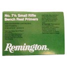 Rem Primers- Small Rifle Brenchrest 5000-pk (5ea.-1000)